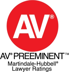 AV Preeminent Award